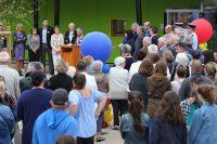 Retour en images sur l'inauguration de la P'tite Pom